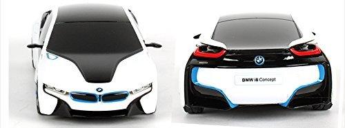BMW i8 Concept Radio Remote Control RC Sports Car 124 Scale Model Car Model  Toys Play