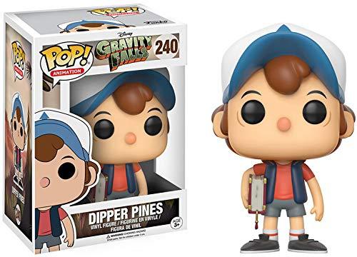 Funko Gravity Falls POP Animation Dipper Pines Vinyl Figure 240 Regular Version Styles may vary