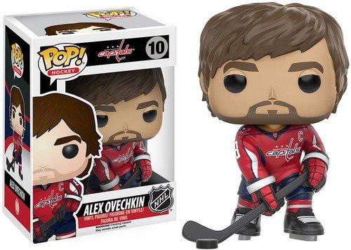 Funko NHL Alex Ovechkin Pop Figure