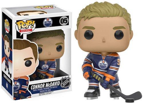 Funko NHL Conor McDavid Pop Figure