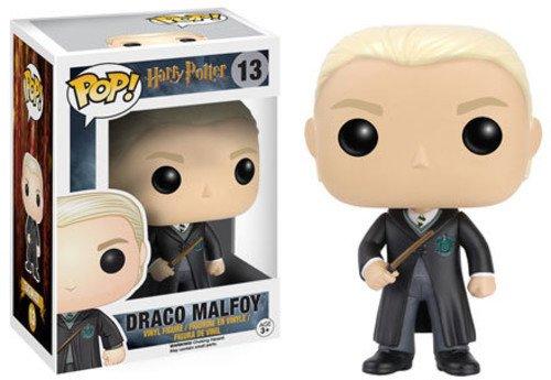 Funko POP Movies Harry Potter Action Figure - Draco Malfoy