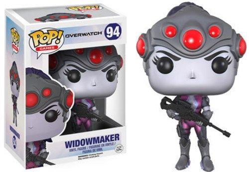 Funko Pop Games Overwatch Action Figure - Widowmaker