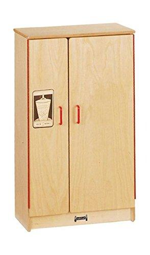 Jonti Craft Kids Play Refrigerator w Double Doors