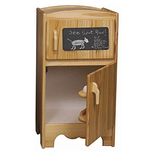 Little Colorado Kids Play Refrigerator with Chalkboard Door