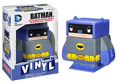 Batman Classic TV ~16 DC Universe x Funko Vinyl Cubed Interchangeable Magnetic Figure