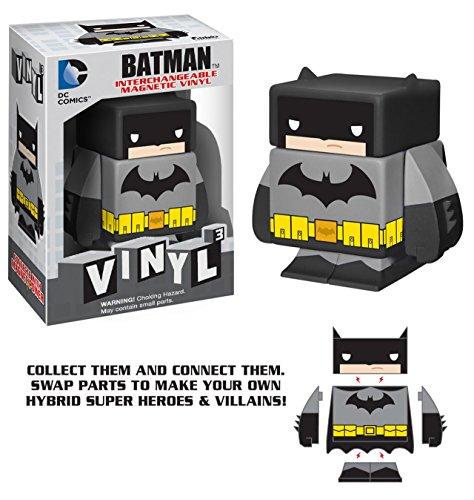 Dark Knight Batman ~16 DC Universe x Funko Vinyl Cubed Interchangeable Magnetic Figure