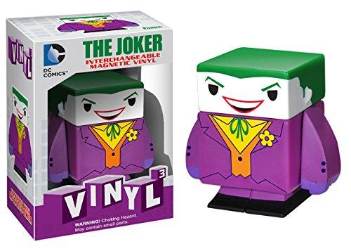 Joker ~16 DC Universe x Funko Vinyl Cubed Interchangeable Magnetic Figure