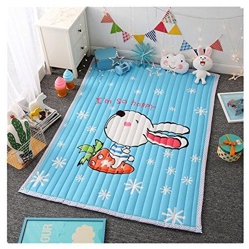 Kids Teepee Mat Children Antiskid Play Mat Baby Crawling Mat Non-slip thicken Carpet(55X76) 4