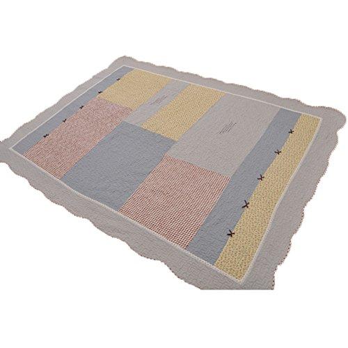 Shrry Tse Bedroom Carpets Cotton Baby Crawling mat Anti-slip mats 36 69
