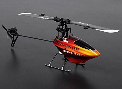 HobbyKing Turnigy FBL100 3D Micro Helicopter Mode 2 RTF
