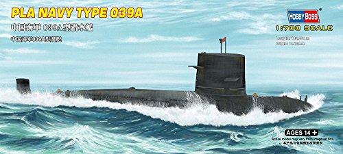 Hobby Boss PLA Navy Type 039A Submarine Boat Model Building Kit