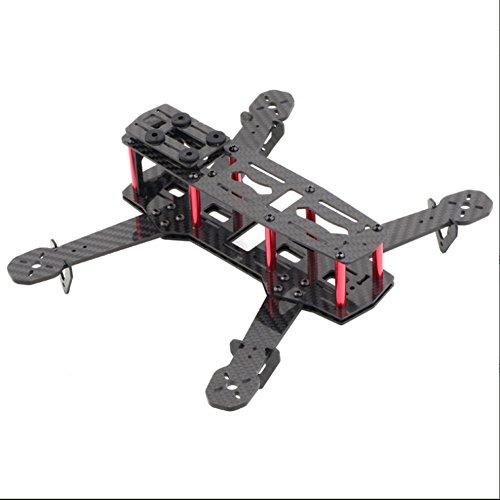 DIYmall Carbon Fiber Mini 250 FPV Quadcopter Frame Mini Quad Frame for 250 C250