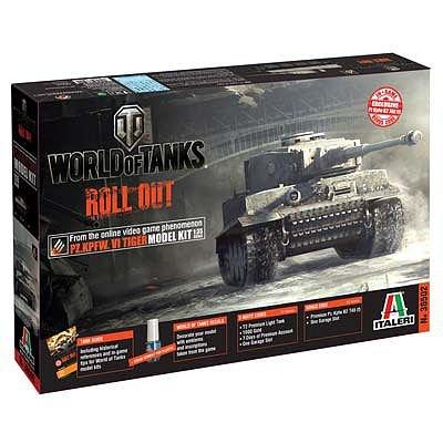 37502 135 World of Tanks PzKpfwVI Tiger I