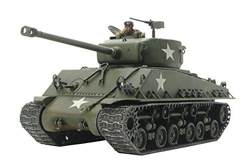 Tamiya 32595 148 US Medium Tank M4A3E8 Sherman Plastic Model Kit