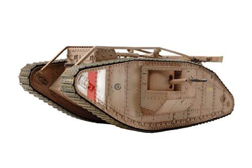 Tamiya Models MKIV Male Motorized WWI British Tank