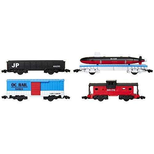 Power Trains Car Pack Submarine