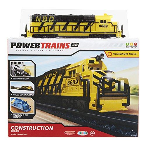 Power Trains Engine Pack 3 - by Jakks Pacific Train Engine