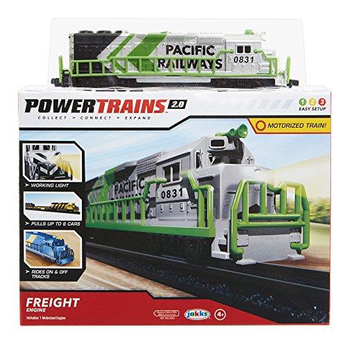 Power Trains Engine Pack 4 - by Jakks Pacific Train Engine