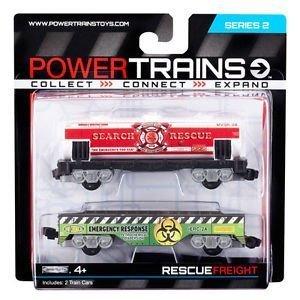 PowerTrains Rescue Freight