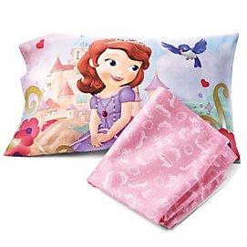Disney Sofia the First 2-piece Toddler Sheet Set