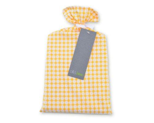 Olli Lime Miller Toddler Sheet Set YellowWhite