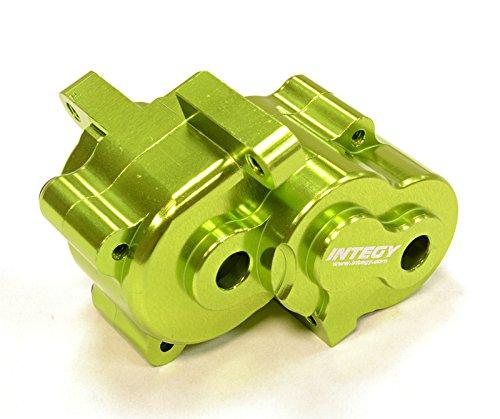 Integy RC Hobby T3429GREEN Alloy Gear Box for 116 Traxxas E-Revo VXLSlash VXLSummit VXLRally