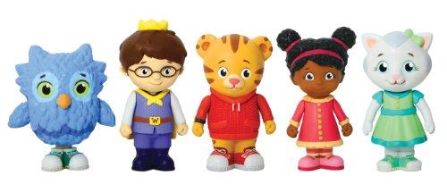Daniel Tigers Neighborhood Friends Figures Set