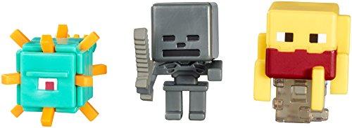 Minecraft Collectible Figures Set K 3-Pack Series 3