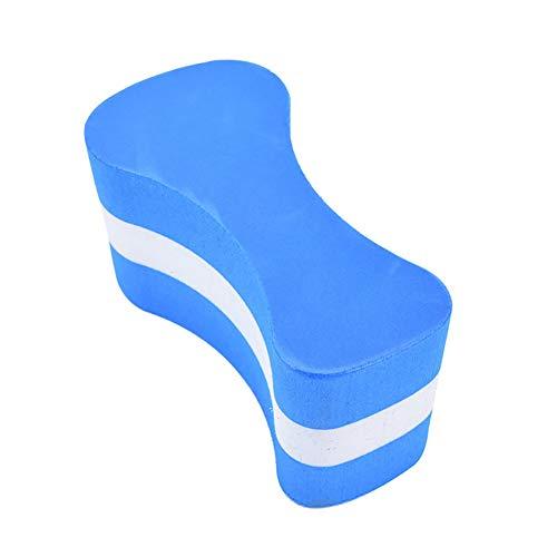 shengyuze Float Board for Swimming Pool Foam Pull Buoy EVA Float Kick Legs Board Kids Adults Pool Swimming Safety Training - BlueWhite