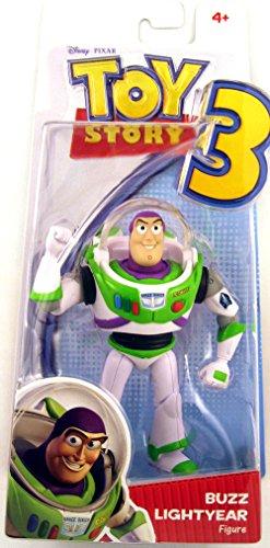 BUZZ LIGHTYEAR Toy Story Posable Action Figure - Disney  Pixar