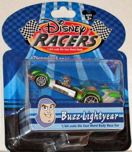 Disney Racers Buzz Lightyear Toy Story 164 Scale Die Cast Race Car