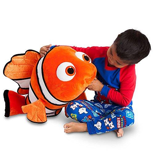 Disney Store LargeJumbo 28 Finding Nemo Plush Toy Stuffed Animal Doll