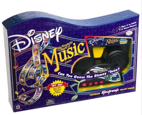 Disney The Wonderful World of Music Game