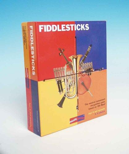 Music Treasures Co Fiddlesticks Card Game