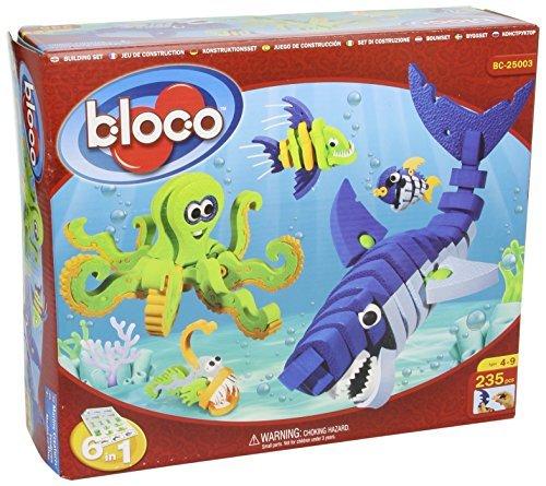 Bloco Toys - Marines Creatures by Bloco Toys inc
