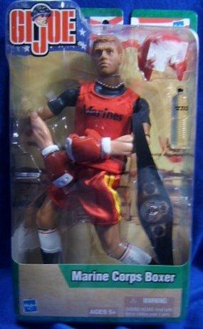 GI Joe Marine Corps Boxer 12 Figure Toy