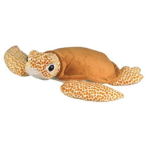 Loggerhead Sea Turtle 24 inch Plush Stuffed Toy Marine Reptile Animal Gift