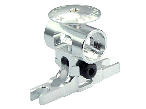 Precision CNC AL Main Rotor Hub w Button 200SRX