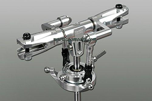 Tarot 450 DFC Parts Main Rotor Head BlackSilver TL45162BA Trex 450 Spare Parts