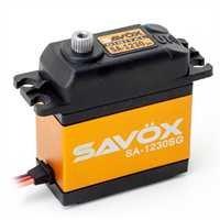 Savox SA1230SG Coreless Digital Servo 0164999 at 6v