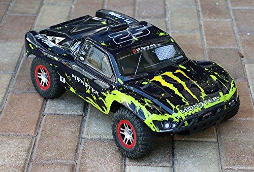 Muddy Monster Body for 110 Traxxas Slash Truck Slayer Shell Cover Baja 6811