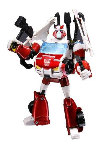 Japanese Transformers Animated - TA04 Ratchet by Takara Tomy