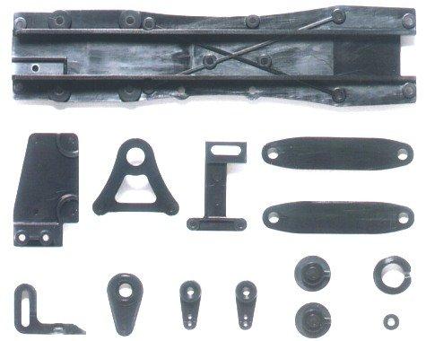 Tamiya Parts R  C Spare Parts Sp-890 Ta04 U Upper Deck