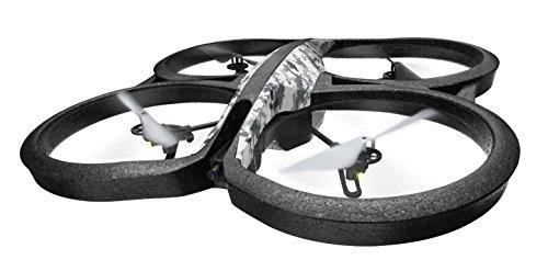Parrot ARDrone 20 Elite Edition Quadcopter - Snow