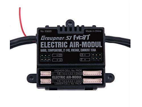 Graupner Electric Air Module 2-14S Vario HoTT