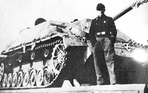Panzer Art 135 WWII German Jagdpanzer IV Upper Hull w Concrete Armor RE35-350