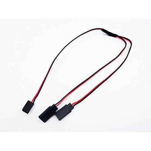 X Spede ACE727FYL 14 Y-Harness Futaba J Connectors