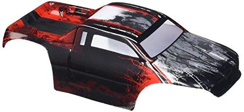Redcat Racing Rock Crawler Body 116 Scale Red