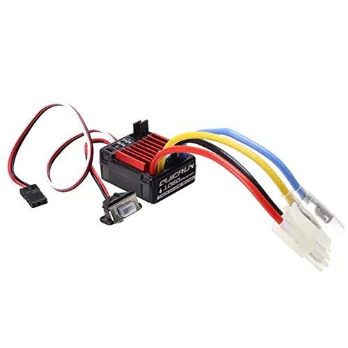 MeterMall QuicRun 1060 Brushed ESC 60A360A 2A5V 111V RC Car Part