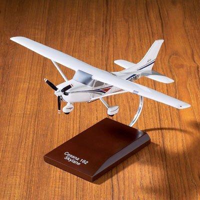 Cessna CESSNA 182 Skylane mahogany model airplane die-cast